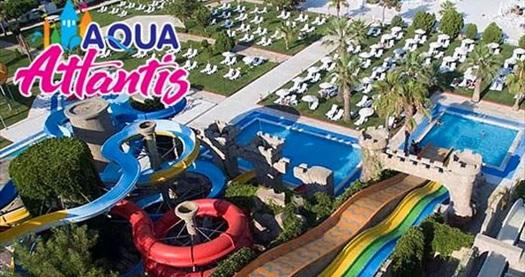 7'den 70'e herkesin yaz eğlencesi Kuşadası Long Beach Aqua Atlantis'te HER ŞEY DAHİL giriş biletleri 41,90 TL'den başlayan fiyatlarla! Fırsatın geçerlilik tarihi için, DETAYLAR bölümünü inceleyiniz.