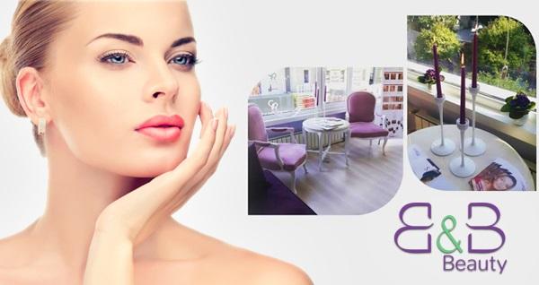 B&B Güzellik ve Estetik Merkezi'nde medikal cilt bakımı 180 TL yerine 49 TL! Fırsatın geçerlilik tarihi için DETAYLAR bölümünü inceleyiniz. B&B Beauty Estetik, Pazar günleri hariç haftanın diğer günleri 9:30-19:30 saatleri arasında hizmet vermektedir.