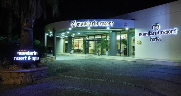 5 yıldızlı Bodrum Mandarin Resort Hotel'de çift kişilik 1 gece HER ŞEY DAHİL konaklama 450 TL! Fırsatın geçerlilik tarihi için, DETAYLAR bölümünü inceleyiniz.