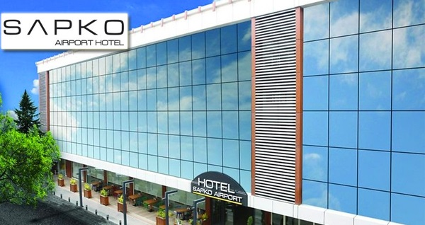 Küçükçekmece Sapko Airport Hotel'de kahvaltı dahil çift kişilik 1 gece konaklama keyfi 229 TL! Fırsatın geçerlilik tarihi için, DETAYLAR bölümünü inceleyiniz.