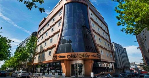 Yenibosna Midmar Hotel'de kahvaltı dahil çift kişilik 1 gece konaklama 229 TL'den başlayan fiyatlarla! Fırsatın geçerlilik tarihi için, DETAYLAR bölümünü inceleyiniz.
