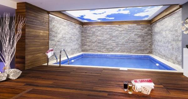 Mavişehir Elara Hotel Laura Spa Wellness'de spa kullanımı dahil aromaterapi masajı veya kese-köpük paketleri 59,90 TL'den başlayan fiyatlarla! Fırsatın geçerlilik tarihi için DETAYLAR bölümünü inceleyiniz.