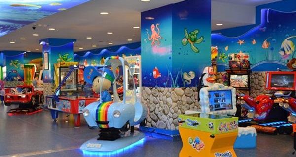 Çocukların renkli dünyası PLAYLAND'ın 60 şubesinde geçerli oyun kartları 10 TL'den başlayan fiyatlarla! Fırsatın geçerlilik tarihi için DETAYLAR bölümünü inceleyiniz.