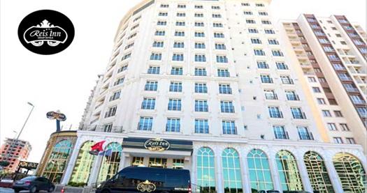 World Point Reis Inn Hotel'de kahvaltı dahil 1 gece konaklama seçenekleri 219 TL'den başlayan fiyatlarla! Fırsatın geçerlilik tarihi için DETAYLAR bölümünü inceleyiniz.