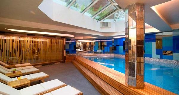 Gayrettepe Taba Luxury Suites'te çift kişilik 1 gece konaklama seçenekleri! Fırsatın geçerlilik tarihi için DETAYLAR bölümünü inceleyiniz.