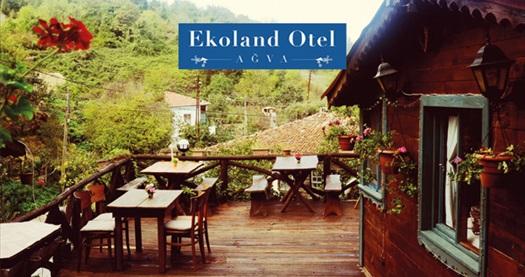 Ağva'nın eşsiz doğasında Ekoland Otel'de kahvaltı dahil çift kişilik konaklama 139 TL'den başlayan fiyatlarla! Fırsatın geçerlilik tarihi için, DETAYLAR bölümünü inceleyiniz.