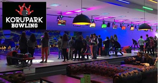 Korupark Bowling Salonu'nda gün boyu eğlence kişi başı 31 TL'den başlayan fiyatlarla! Fırsatın geçerlilik tarihi için DETAYLAR bölümünü inceleyiniz.