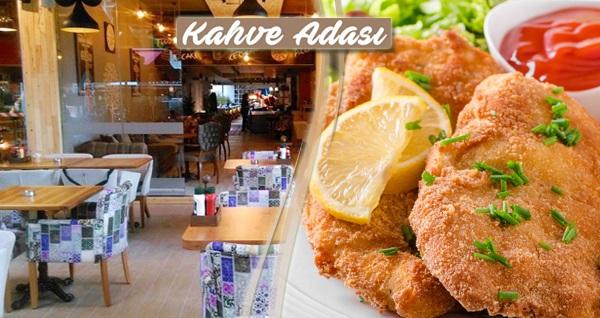 Kızılay Kahve Adası'nda iftar menüleri 29,90 TL'den başlayan fiyatlarla! 6 Mayıs - 3 Haziran 2019 tarihleri arasında, iftar saatinde geçerlidir.