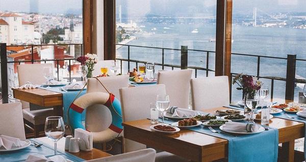 Eşsiz İstanbul manzarasına nazır Beyoğlu New Sed Hotel Bosphorus'da çift kişilik 1 gece konaklama seçenekleri 189 TL'den başlayan fiyatlarla! Fırsatın geçerlilik tarihi için, DETAYLAR bölümünü inceleyiniz.