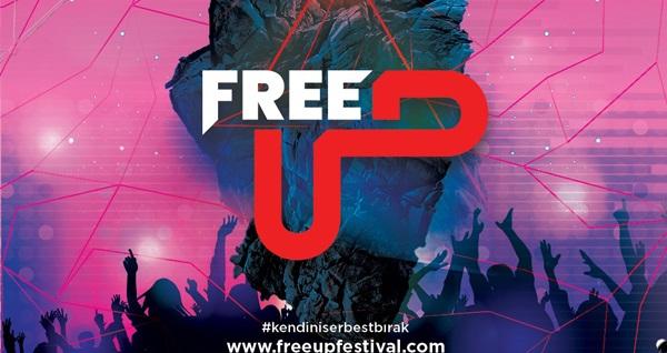 7 Eylül'de UNIQ İstanbul'da gerçekleşecek Free Up Music Festival için biletler 90 TL'den başlayan fiyatlarla! 7 Eylül 2019 | | 14:00 | UNIQ İstanbul