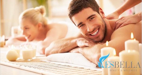 Esbella Beauty & Wellness'ta masaj uygulama seçenekleri 49 TL'den başlayan fiyatlarla! Fırsatın geçerlilik tarihi için DETAYLAR bölümünü inceleyiniz.
