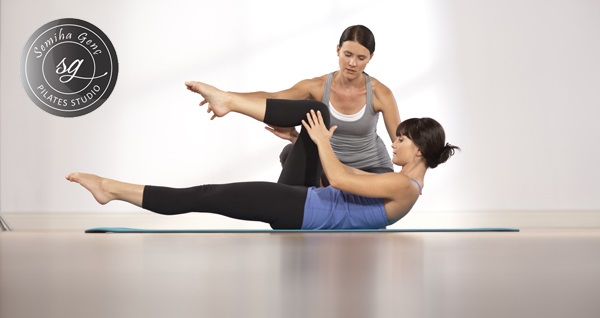Semiha Genç Pilates'te reformer, mat veya Muay-Thai- Kick Boks ders üyelik seçenekleri 69 TL'den başlayan fiyatlarla! Fırsatın geçerlilik tarihi için DETAYLAR bölümünü inceleyiniz.