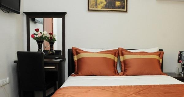 Hotel Kuk Bakırköy'de kahvaltı dahil çift kişilik 1 gece konaklama seçenekleri 165 TL'den başlayan fiyatlarla! Fırsatın geçerlilik tarihi için, DETAYLAR bölümünü inceleyiniz.