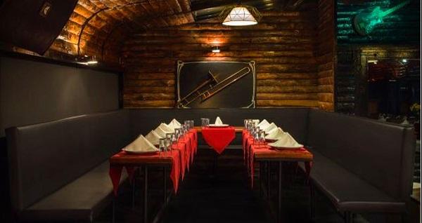 Feriştah Meyhane'de 2 adet yerli içecek ve fasıl eşliğinde yemek menüsü 275 TL yerine 109 TL! Fırsatın geçerlilik tarihi için DETAYLAR bölümünü inceleyiniz.