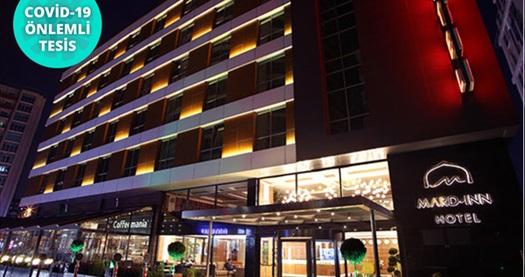 Beylikdüzü Mard-inn Hotel'de kahvaltı dahil çift kişilik 1 gece konaklama ve spa keyfi 299 TL! Fırsatın geçerlilik tarihi için, DETAYLAR bölümünü inceleyiniz.