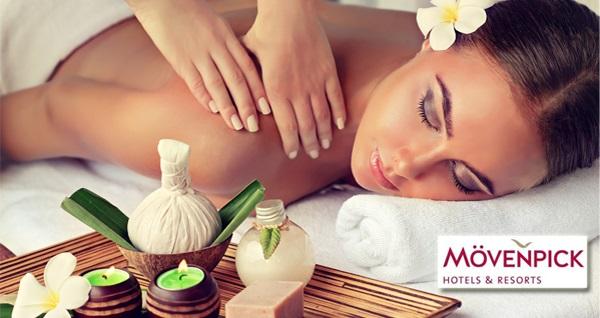 Mövenpick Hotel Ankara'da spa kullanımı dahil 50 dakika Bali masajı ve şehzade hamamı 150 TL'den başlayan fiyatlarla! Fırsatın geçerlilik tarihi için, DETAYLAR bölümünü inceleyiniz.