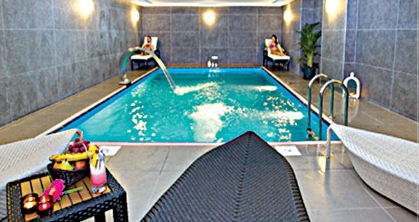 The Time Hotel İklima Spa'da ıslak alan kullanımı dahil kese-köpük ve masaj paketleri 100 TL'den başlayan fiyatlarla! Fırsatın geçerlilik tarihi için DETAYLAR bölümünü inceleyiniz.