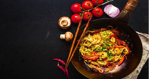 1 Bambu Seafood Restaurant'ta Uzak Doğu yemek menüsü 63 TL yerine 28 TL! Fırsatın geçerlilik tarihi için DETAYLAR bölümünü inceleyiniz.