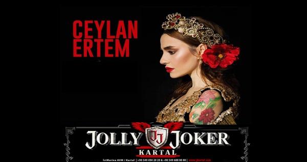 1 Aralık'ta Jolly Joker Kartal İstMarina Sahnesi'nde Ceylan Ertem konserine biletler