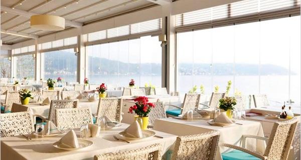 VE Hotels Boğaziçi (Vilayetler Evi) İstanbul'da Boğaz kıyısında serpme kahvaltı 49,90 TL'den başlayan fiyatlarla! Fırsatın geçerlilik tarihi için DETAYLAR bölümünü inceleyiniz.