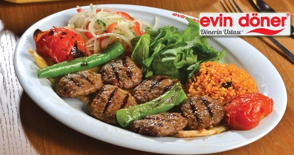 Meşhur lezzetiyle Çukurambar Evin Döner'de leziz mi leziz menüler 24,90 TL'den başlayan fiyatlarla! Fırsatın geçerlilik tarihi için, DETAYLAR bölümünü inceleyiniz.
