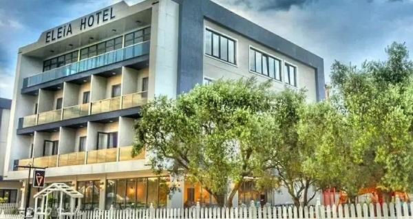 Eleia Hotel İznik'te bahçe ve göl manzaralı odalarda kahvaltı dahil çift kişilik 1 gece konaklama 199 TL'den başlayan fiyatlarla! Fırsatın geçerlilik tarihi için DETAYLAR bölümünü inceleyiniz.