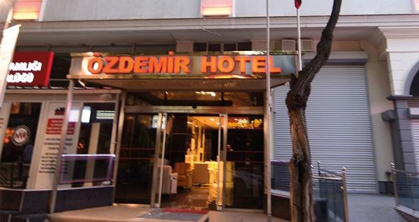 Kızılay Özdemir Palas Hotel'de kahvaltı dahil çift kişilik 1 gece konaklama 200 TL yerine 139 TL! Fırsatın geçerlilik tarihi için, DETAYLAR bölümünü inceleyiniz.