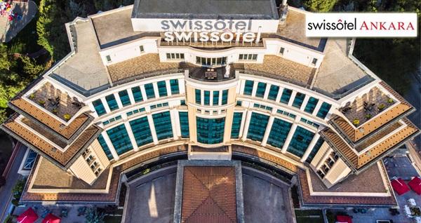 Swissotel Ankara'da her Pazar geçerli zengin açık büfe brunch keyfi 99 TL yerine 69 TL! Fırsatın geçerlilik tarihi için, DETAYLAR bölümünü inceleyiniz.