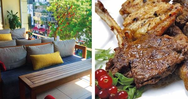 Fatih Cadde Cafe & Nargile'de zengin iftar menüsü