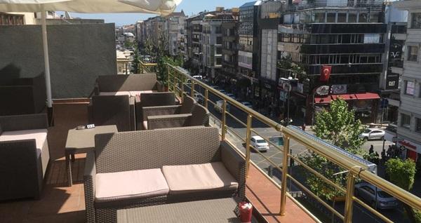 Fatih Cadde Cafe & Nargile'de zengin iftar menüsü 120 TL yerine 55 TL! Bu fırsat 6 Mayıs - 3 Haziran 2019 tarihleri arasında, iftar saatinde geçerlidir.