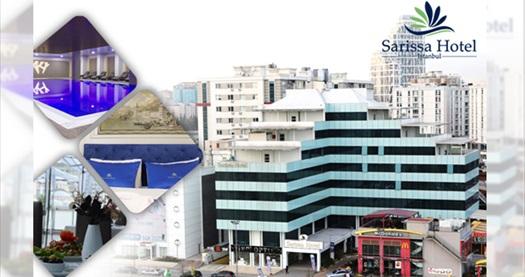 Beylikdüzü Sarissa Hotel'de kahvaltı dahil çift kişilik konaklama ve günlük SPA merkezi kullanımı 350 TL yerine 239 TL! Fırsatın geçerlilik tarihi için, DETAYLAR bölümünü inceleyiniz.