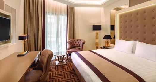 Ramada Hotel & Suites İstanbul Golden Horn'da kahvaltı dahil çift kişilik 1 gece konaklama 109 TL'den başlayan fiyatlarla! Fırsatın geçerlilik tarihi için, DETAYLAR bölümünü inceleyiniz. Fırsat özel günlerde geçerli değildir.