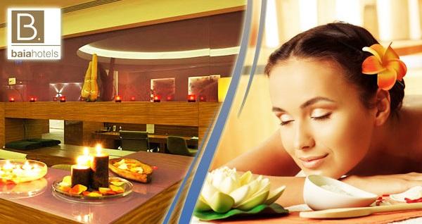 Osmangazi Baia Hotel Sofia Spa'da 45 dk Klasik (İsveç) veya Anti Stres masajı 190 TL yerine 99 TL! Fırsatın geçerlilik tarihi için DETAYLAR bölümünü inceleyiniz.