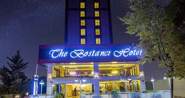 The Bostancı Hotel'de çift kişilik 1 gece konaklama seçenekleri 199 TL'den başlayan fiyatlarla! Fırsatın geçerlilik tarihi için DETAYLAR bölümünü inceleyiniz.