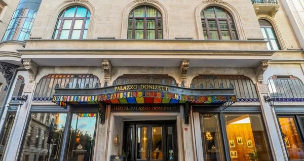 Palazzo Donizetti Otel Viento Spa'da masaj seçenekleri 139 TL'den başlayan fiyatlarla! Fırsatın geçerlilik tarihi için DETAYLAR bölümünü inceleyiniz.