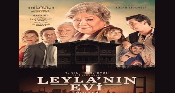 """Zülfü Livaneli'nin """"Leyla'nın Evi"""" oyununa biletler 42 TL'den başlayan fiyatlarla! Tarih ve konum seçimi yapmak için """"Hemen Al"""" butonuna tıklayınız."""