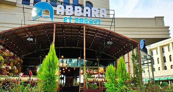 Esenyurt Abbara Et Sarayı'nda tombik döner, porsiyon döner ve iskender menüleri 17 TL'den başlayan fiyatlarla! Fırsatın geçerlilik tarihi için DETAYLAR bölümünü inceleyiniz.