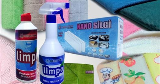 Evde profesyonel ve çevreci temizlik devri başlıyor! Dekotek temizlik paketleri 99,50 TL'den başlayan fiyatlarla! Farklı içeriklerde paket seçenekleriyle tüm Türkiye'ye ÜCRETSİZ kargo hizmeti vardır.