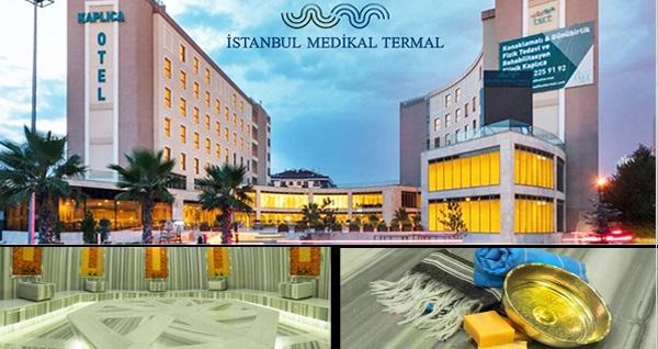 İstanbul'daki tek termal tesis Medikal Termal'de aile hamamı 99 TL'den başlayan fiyatlarla! Fırsatın geçerlilik tarihi için DETAYLAR bölümünü inceleyiniz.