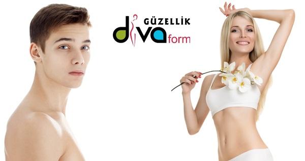 Divaform Güzellik tüm şubelerinde geçerli kadınlar ve erkekler için istenmeyen tüylerden kurtulma uygulamaları 139 TL'den başlayan fiyatlarla! Fırsatın geçerlilik tarihi için, DETAYLAR bölümünü inceleyiniz.