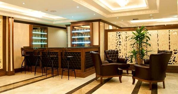 Ankara Turist Hotel'de tek veya çift kişilik 1 gece konaklama seçenekleri! Fırsatın geçerlilik tarihi için DETAYLAR bölümünü inceleyiniz.