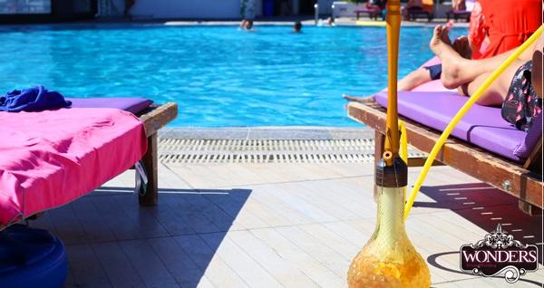 Yüzerek stres atın, rahatlayın! Çankaya Wonders Pool'da hafta içi havuz girişi 34,90 TL! Fırsatın geçerlilik tarihi için DETAYLAR bölümünü inceleyiniz.
