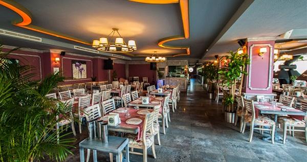 Oran Behzat Et Balık Mangal'da leziz iftar menüsü kişi başı 69 TL! 6 Mayıs - 3 Haziran 2019 tarihleri arasında, iftar saatinde geçerlidir.