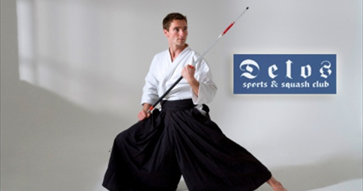 Delos Sports'tan çocuklara özel 4 ders aikido 59 TL; 8 ders aikido 69 TL! 3 Temmuz 2013'e kadar geçerlidir.