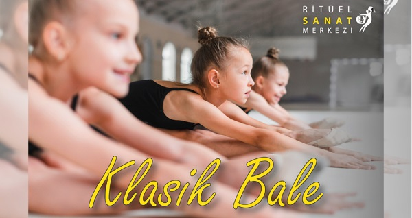 Çankaya Ritüel Sanat Merkezi'nde 1 aylık İngilizce drama veya 1 aylık klasik bale eğitimi 200 TL yerine 29,90 TL! Fırsatın geçerlilik tarihi için DETAYLAR bölümünü inceleyiniz.