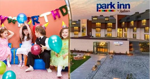Park Inn by Radisson Istanbul Airport Odayeri Hotel'de doğum günü organizasyonu çay menüsü eşliğinde kişi başı 120 TL yerine 69 TL! Fırsatın geçerlilik tarihi için DETAYLAR bölümünü inceleyiniz.
