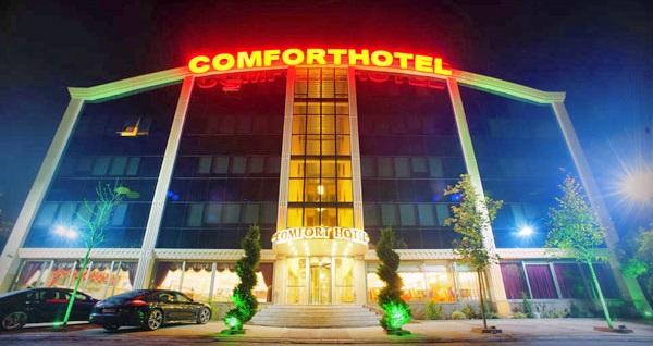 Beylikdüzü Comfort Hotel'de çift kişilik 1 gece konaklama seçenekleri 189 TL'den başlayan fiyatlarla! Fırsatın geçerlilik tarihi için DETAYLAR bölümünü inceleyiniz.