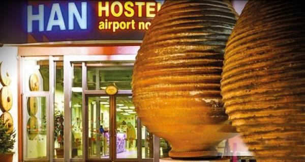 Yenibosna Han Hotel Airport North'da kahvaltı dahil çift kişilik 1 gece konaklama 245 TL yerine 145 TL! Fırsatın geçerlilik tarihi için, DETAYLAR bölümünü inceleyiniz.