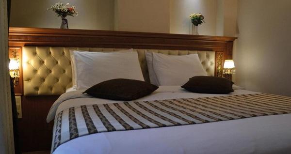Sultanahmet Seven Days Hotel'de kahvaltı dahil çift kişilik 1 gece konaklama 129 TL'den başlayan fiyatlarla! Fırsatın geçerlilik tarihi için, DETAYLAR bölümünü inceleyiniz.