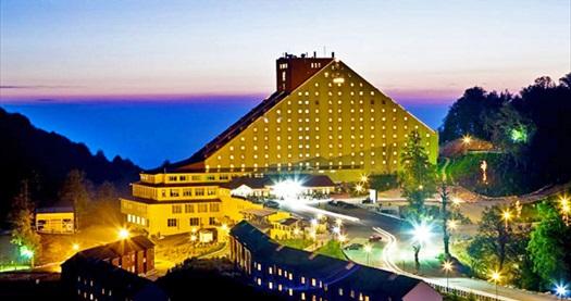 The Green Park Kartepe Resort & SPA'da çift kişilik 1 gece konaklama ve spa keyfi 209 TL'den başlayan fiyatlarla! Fırsatın geçerlilik tarihi için, DETAYLAR bölümünü inceleyiniz.